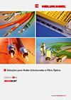 Soluções para redes estruturadas e fibra optica